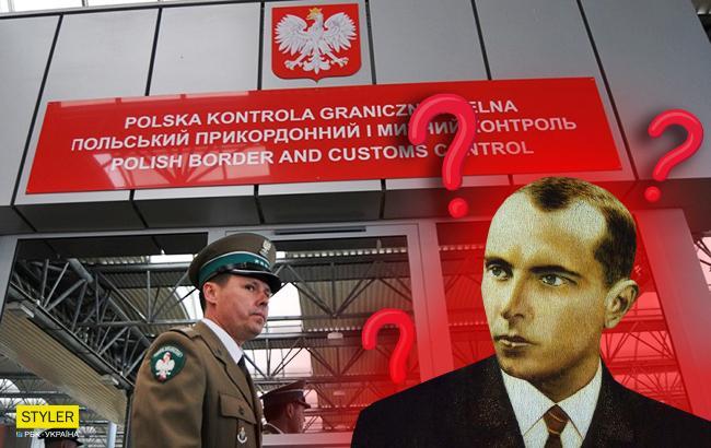 Журналіст розвінчав фейк про опитування щодо Бандери на польському кордоні