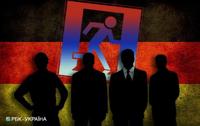 Німеччина вишле чотирьох російських дипломатів