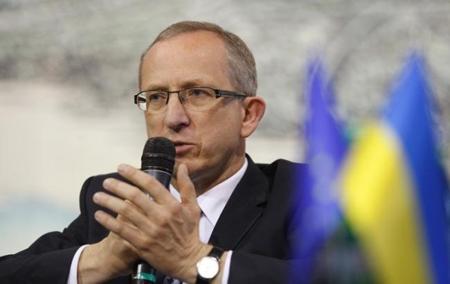 Томбінський: ми переживаємо, щоб допомога ЄС Україні не витрачалася на непрозорі держзакупівлі
