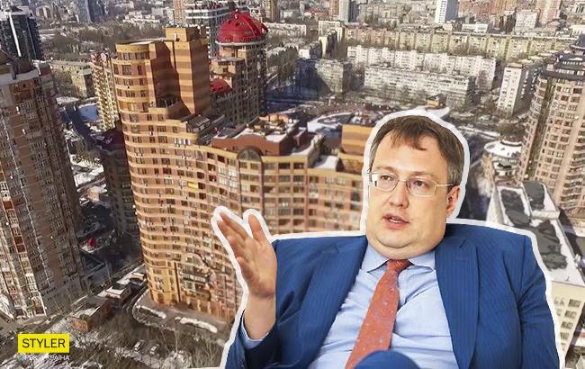 Журналісти розповіли про секретну квартирe Антона Геращенка площею 200 кв. м