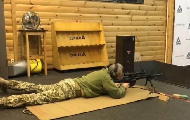 У мережі показали сучасну снайперську систему вітчизняного виробництва