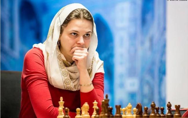"""Українка виграла """"бронзу"""" на чемпіонаті Європи зі швидких шахів"""