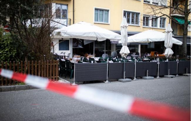 У Женеві стався вибух газу в ресторані, є постраждалі
