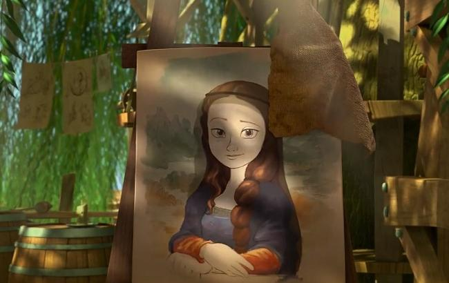 """Фільм """"Леонардо. Місія Мона Ліза"""": дивитися онлайн трейлер"""