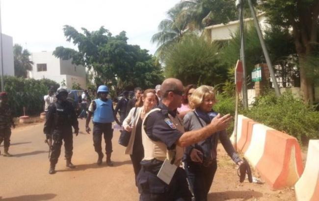 Близько 40 осіб загинули в результаті нападу в Малі
