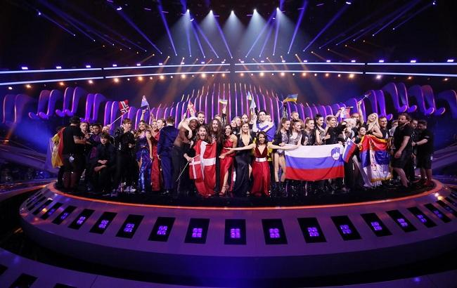 Евровидение 2018: результаты второго полуфинала