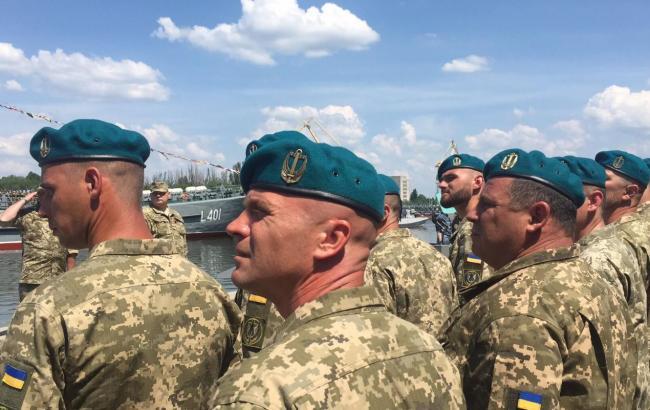 Порошенко підписав указ про встановлення Дня морської піхоти України 23 травня