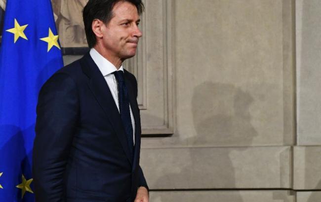 Фото: Джузеппе Конте (AFP)