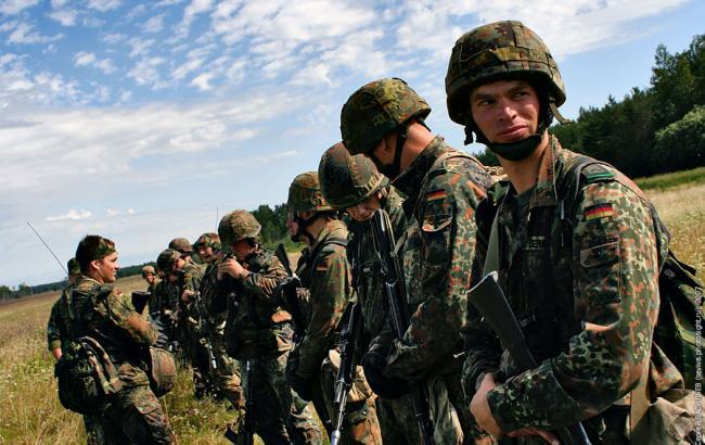 Німеччина може направити в Сирію до 1,2 тисяч солдатів