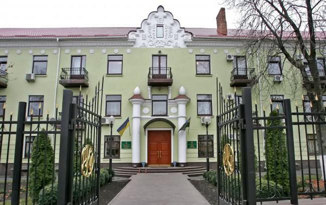 Фото: здание Госказначейства Украины (УНИАН)