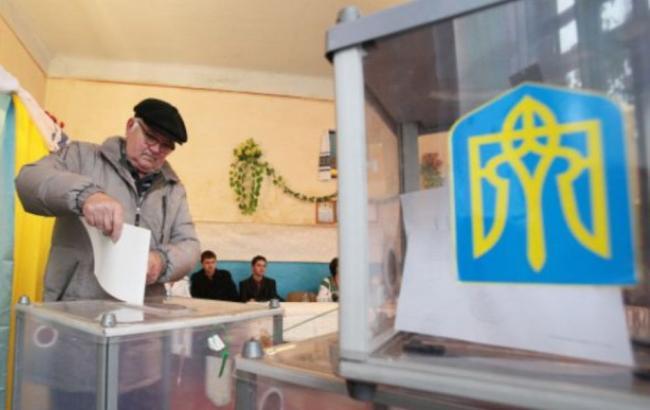 Фото: вибори в Маріуполі