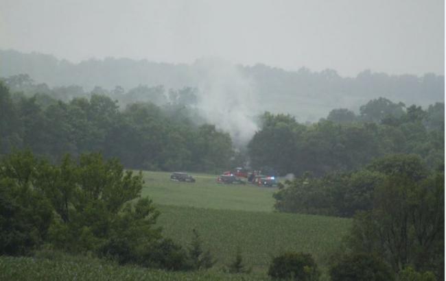 В США разбился легкомоторный самолет, есть погибшие