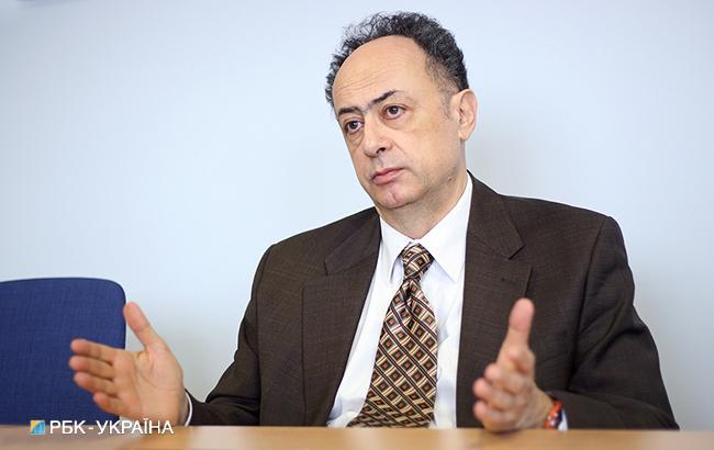 Фото: посол ЕС в Украине Хюг Мингарелли (РБК-Украина)