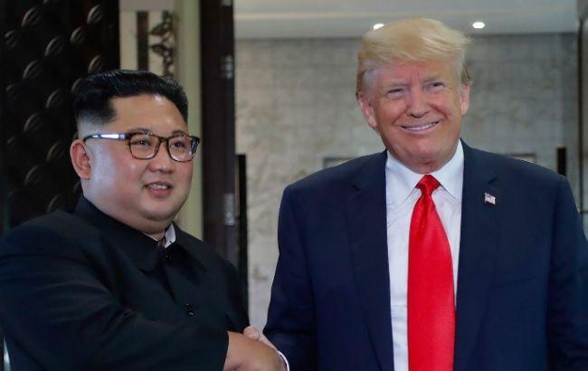 Фото: Ким Чен Ын и Дональд Трамп (twitter.com/whitehouse)