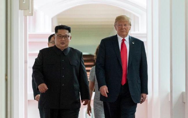 """Трамп надав лідеру КНДР """"безпекові гарантії"""" в обмін на відмову від ядерної зброї"""