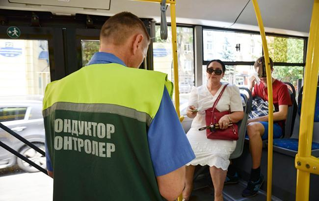 """""""Киевпастранс"""" усиливает проверки оплаты проезда в наземном транспорте"""
