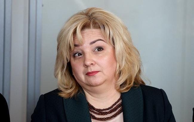 Фото: голова Державної аудиторської служби України Лідія Гаврилова (УНІАН)