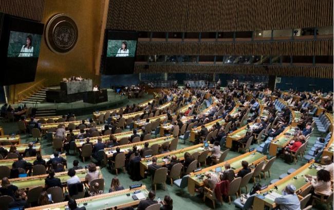 Генассамблея ООН осудила Израиль за действия в секторе Газа