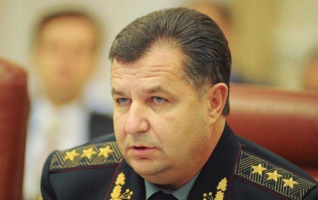 Полторак: триває нарощування бойового складу Сухопутних військ України