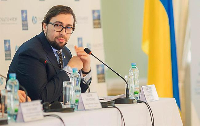 Фото: голова представництва НАТО в Україні Олександр Вінников (facebook.com)