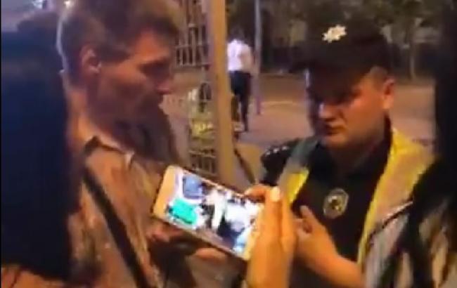 Фото: скриншот из видеозаписи