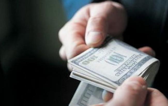 В Киеве задержали зампрокурора Подольского района за взятку в 150 тыс. долларов