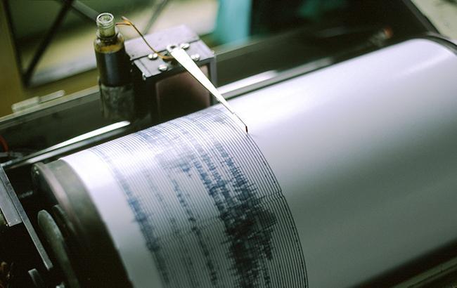ВЯпонии случилось сильное землетрясение