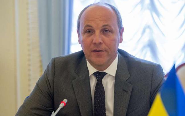 Парубій ініціює підготовку міжпарламентської угоди між Україною і ОАЕ