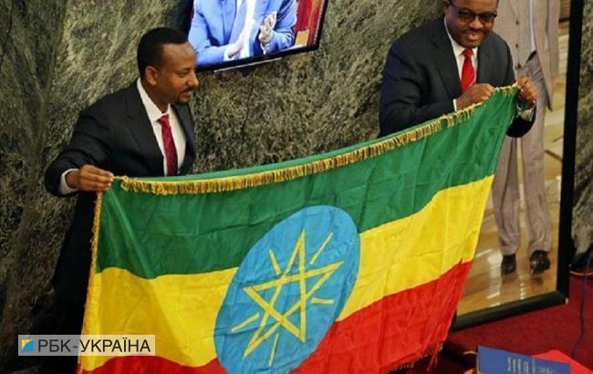 Взрыв на митинге в Эфиопии: пострадали 154 человека