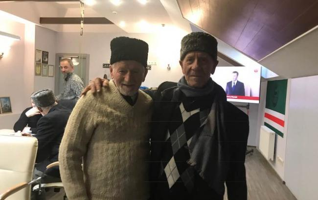 В Крыму умер активист Караметов