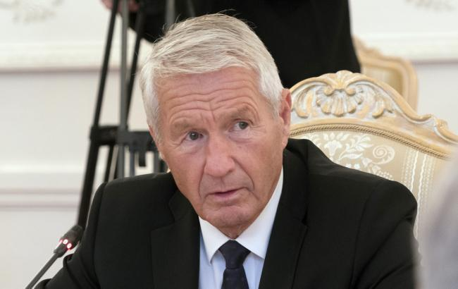 Генсек Ради Європи офіційно подав прохання Путіну про звільнення Сенцова