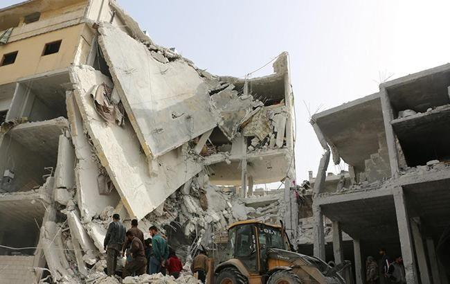 Дамаск повідомив про обстріл з боку Ізраїлю
