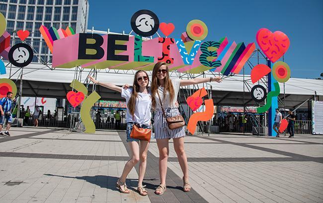 Яскраві емоції та заряд позитиву: як пройшов фестиваль BELIVE 2018 у Києві