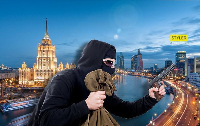 """""""Іронія долі"""": у Москві пограбували відому російську артистку"""