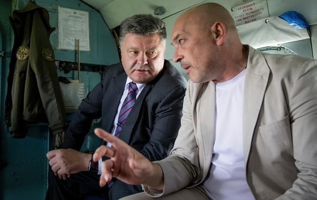 """""""Перед нами стоит тьма"""": Тука рассказал о встрече с Порошенко"""