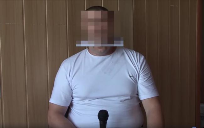 """У Луганську затримали екс-бойовика """"ЛНР"""""""