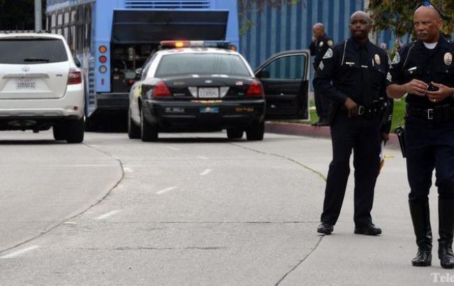 Полиция застрелила подозреваемого по делу о стрельбе в Калифорнии
