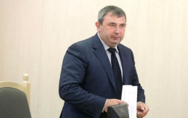 Голова Вищого адмінсуду написав заяву про звільнення
