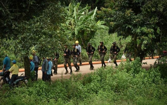 У МВС Таїланду розповіли про стан дітей, врятованих з печери