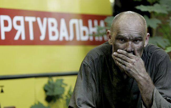 У Луганській області звільнили шахтарів, заблокованих під землею