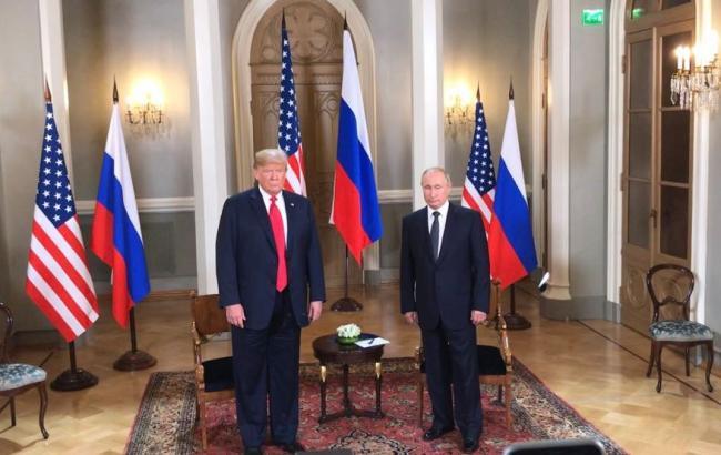 Встреча Трампа и Путина началась в Хельсинки с опозданием почти на час