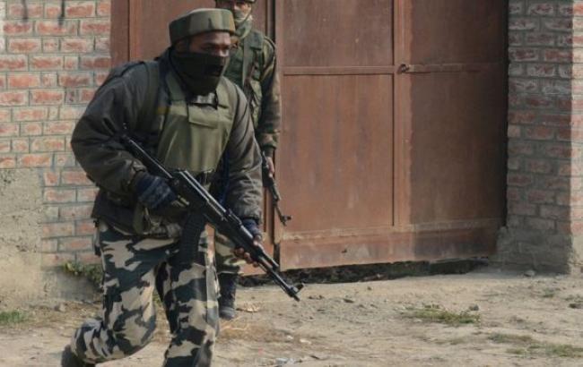 Фото: террористическая атака в Индии
