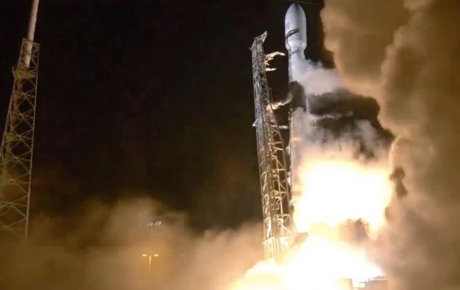 SpaceX успешно запустила новую версию ракеты Falcon 9