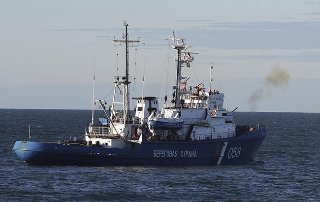 ФСБ Росії затримала 5 іноземних суден Азовському морі