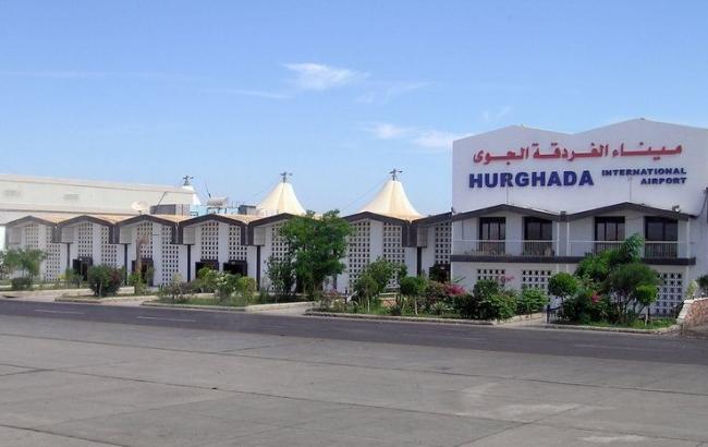 Фото: Международный аэропорт Хургада (из открытых источников)