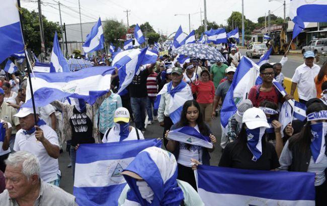 У Нікарагуа число загиблих під час протестів досягло 317 осіб