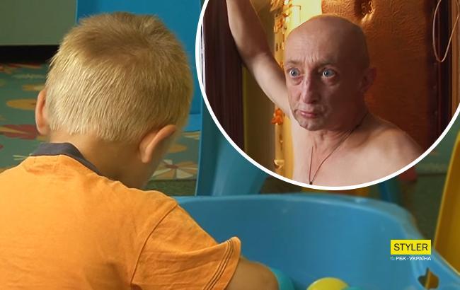 В Львовской области мать выгнала четырехлетнего сына на улицу, потому что мешал пьянствовать