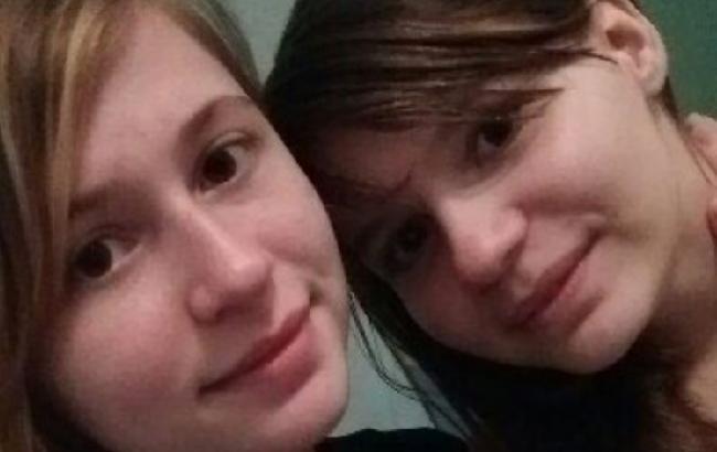 Фото: Зниклі в Одесі 15-річні дівчатка (od.npu.gov.ua)