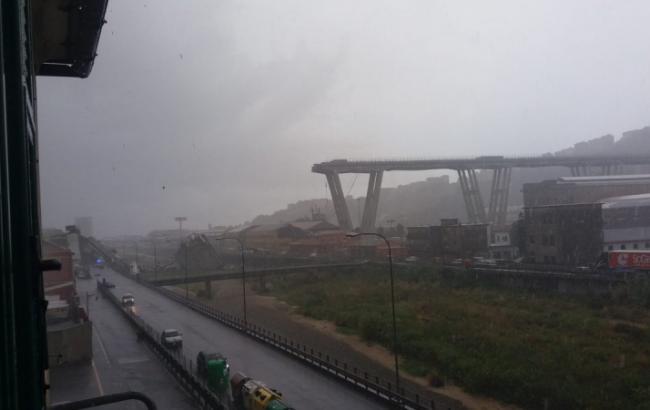 В Італії обрушився міст: загинули щонайменше 20 осіб