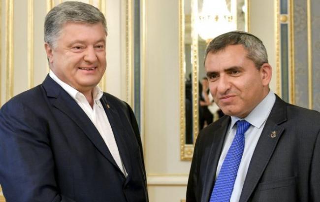 Украина и Израиль заявили о важности скорейшего подписания соглашения о ЗСТ